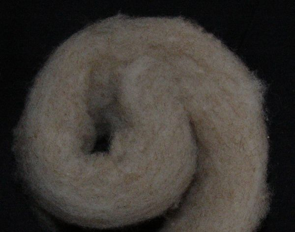 Carded Solognote wool